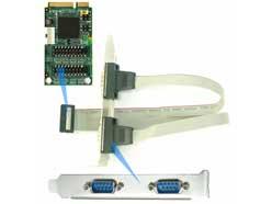 Mini-PCIe Karten