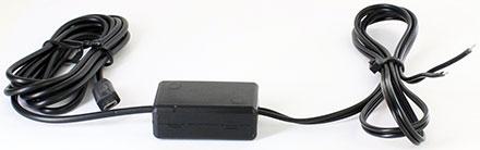 Integration Micro-USB charger/converter 12/24V (10-28V to 5V, max. 15W, 3m)