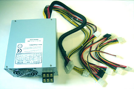 650W DC ATX Power Supply (9-18VDC) [12V]