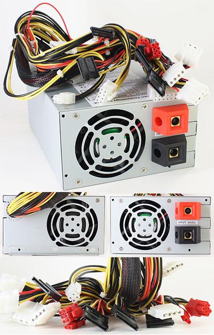 850W DC ATX Netzteil (18-36VDC) [24V]