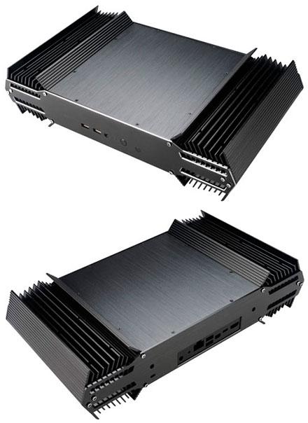 Akasa Galactico enclosure (for Intel NUC NUC6i7KYK) <b>[FANLESS]</b>