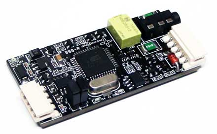BSGr - Button Signal Generator Resistive (Car PC stalk adaptor)
