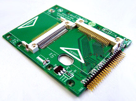 CompactFlash-to-IDE Adapter (44pin IDE Connector Male)