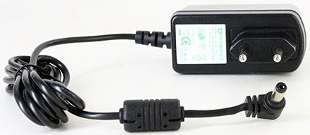 AC/DC power adapter 12V 2A/24W (4.0/1.7mm) [EU]