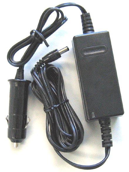zigarettenanz nder adapter f r unsere tft monitore 12v. Black Bedroom Furniture Sets. Home Design Ideas
