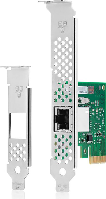 HP I210-T1, 1x RJ-45, PCIe 2.1 x1 (E0X95AA)