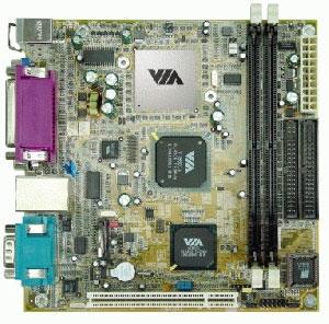 VIA EPIA-5000AG [<b>RECERTIFIED, 1 yr. warranty</b>]