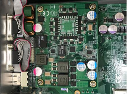 POE module f. FleetPC-5-B, FleetPC-9-GTX1050/E9260 (4 Ports)
