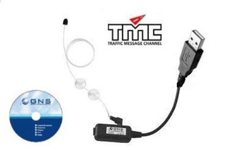 GNS FM9 TMC receiver (USB)