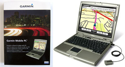 Garmin Mobile PC (Europa, Speech) -multilingual- with GPS 20x sensor