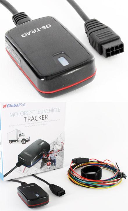 Globalsat Gtr 129 Vehicle Tracker Gps Gsm Ip67 Motion