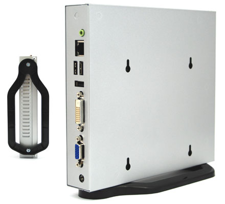 Stand f. MiniPC HAHE-MC/-DN enclosure