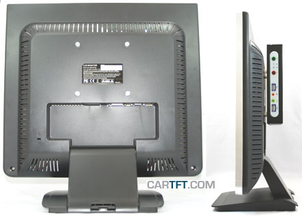 VESA screws f. MiniPC HAHE-MC/-DN enclosure
