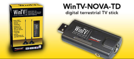 HAUPPAUGE WINTV-NOVA-T-STICK TV TUNER WINTV V7 DRIVER FOR WINDOWS 8