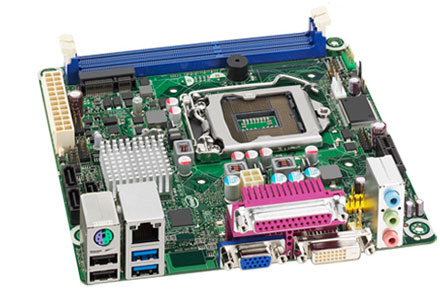 Intel DH61DL (für i3, i5, i7 [Sockel LGA1155], Sandy Bridge) *new*