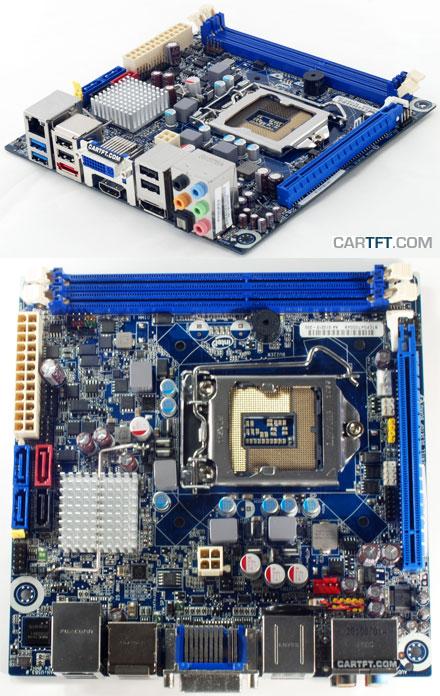 Intel Dh67cf F 252 R I3 I5 I7 Sockel Lga1155 Sandy