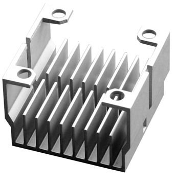 Low profile Replacement heatsink for Intel D945GCLF(2), D201GLY, D201GLY2A
