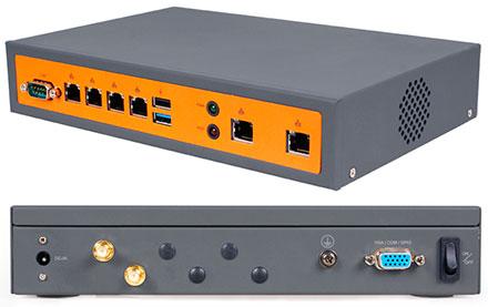 Jetway JBC130F533M6W-19G (Intel Bay Trail) [6x LAN, WLAN]