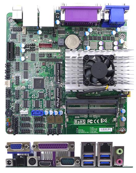 Jetway JNF791-3855 (Intel Skylake U)