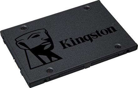 """Kingston 2.5"""" SATA SSD A400 120GB (SA400S37/120G)"""
