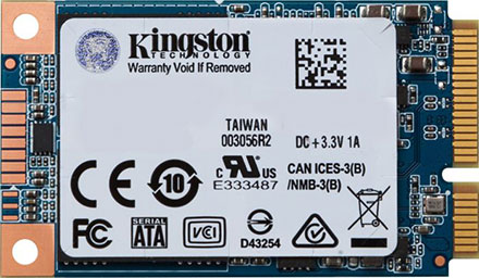 Kingston mSATA SSD 240GB (SUV500MS/240G)