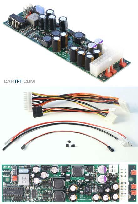 M<b>2</b>-ATX-<b>HV</b> 6-32V DC/DC (140 Watt)