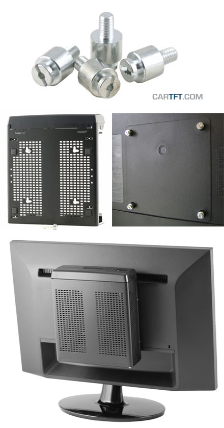 VESA screws f. M350 enclosure