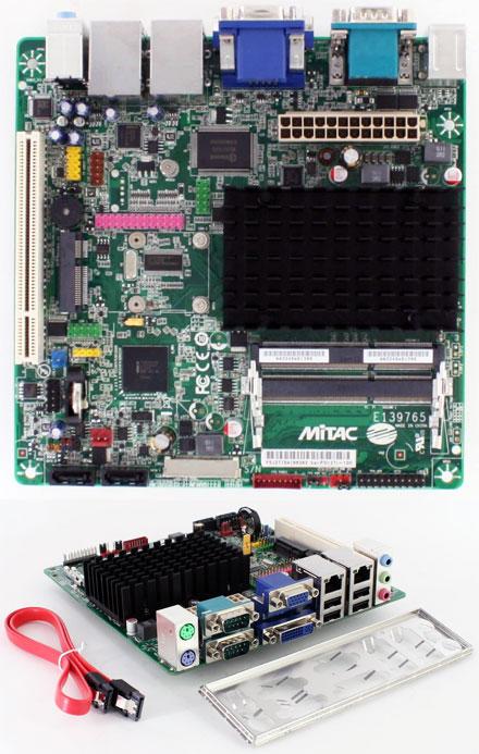 New Driver: Intel D2500CC Desktop Board Iflash