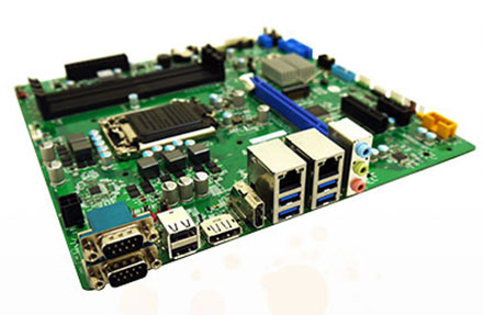 Mitac PH10SU Micro-ATX (Intel Q170, LGA1151)