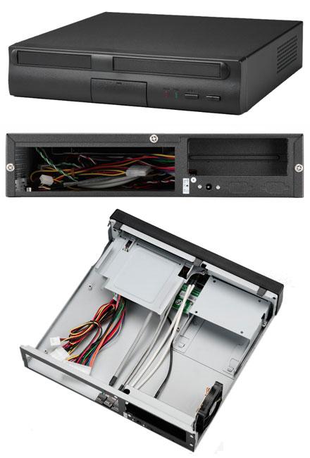 Morex Mini-ITX Gehäuse 2799 (80W)