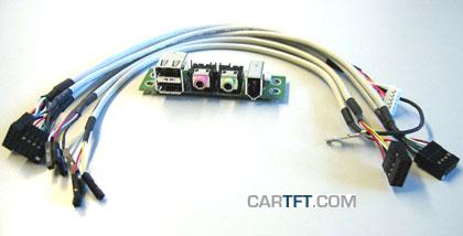 Multipanel-Modul for GA610/C134 (M-Series)