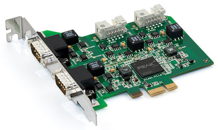 PEAK IPEH-003026 (PCAN-PCI Express Einkanal galvanisch entkoppelt, PCI Express)