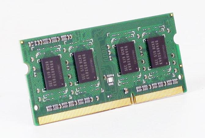 DIMM SO-DDR-3 2GB