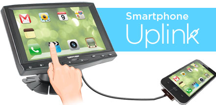 "Smartphone Uplink SPU700 7"" Touchscreen Android/iPhone"