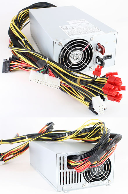 1200W DC ATX Power Supply (36-72VDC) [48V]