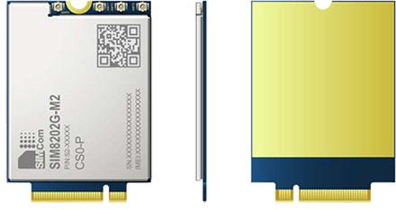 Simcom SIM8202G-M2 3G/4G/LTE/<b>5G</b> M.2 NGFF Modem