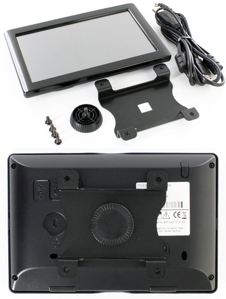 "Nanovision MIMO UM-720F V2 (7"" USB Touchscreen Display, <b>VESA</b>)"