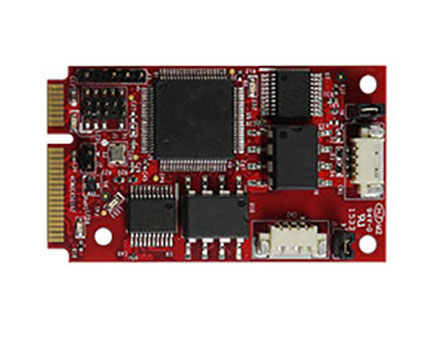 VDB-120 (Dual isolated CANbus 2.0B Mini-PCIe Module)