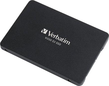 "Verbatim 2.5"" SATA SSD Vi550 512GB"