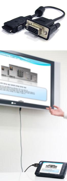 VGA Adapter for Viliv S5/X70EX UMPC