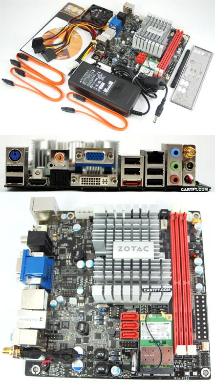 Driver: Zotac ION ITX-L-E Chipset