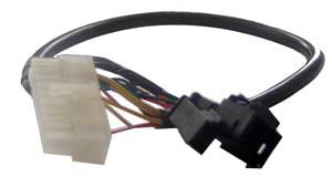 Car2PC - BMW, Mini [ Trunk mounting cable, CD-Changer-Port ]
