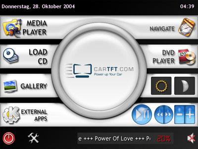 inCar Terminal (Car-PC Touchscreen Desktop)