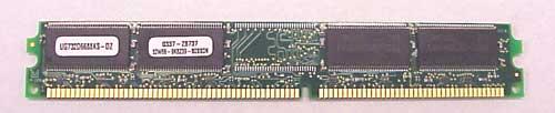 "RAM 256MB DDR 400 low profile 0,8"" inches high f. Travla C134/C150, CALU"
