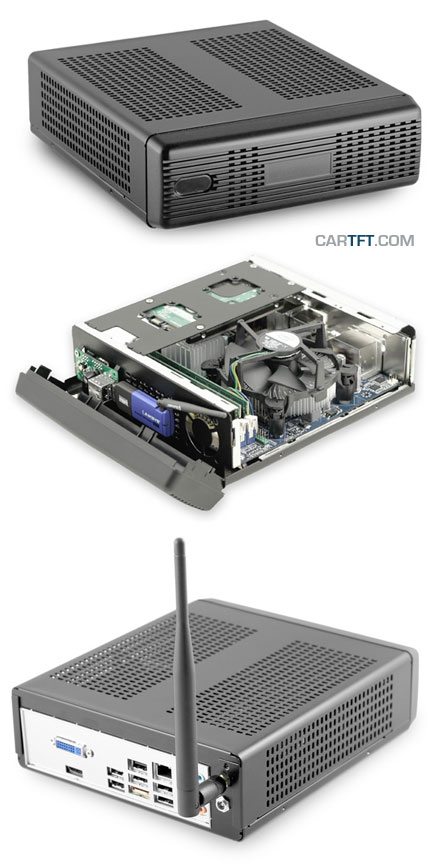 M350 Mini-ITX Geh�use