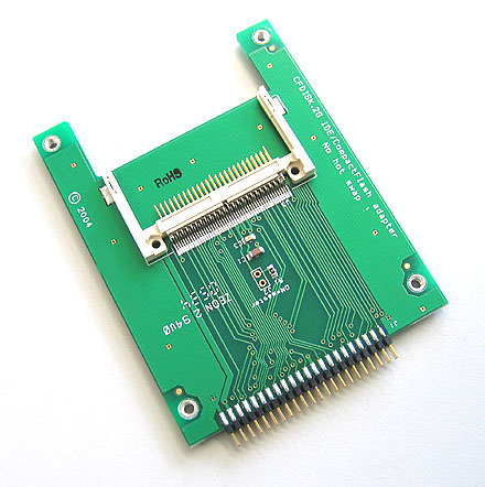 CFDISK.2 -- CompactFlash-to-IDE Adapter