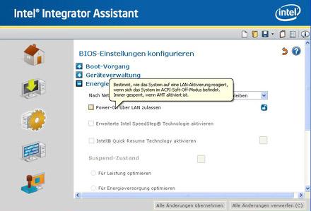Intel Integrator Assistant [CarTFT com | Support]