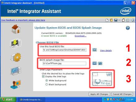 intel integrator assistant