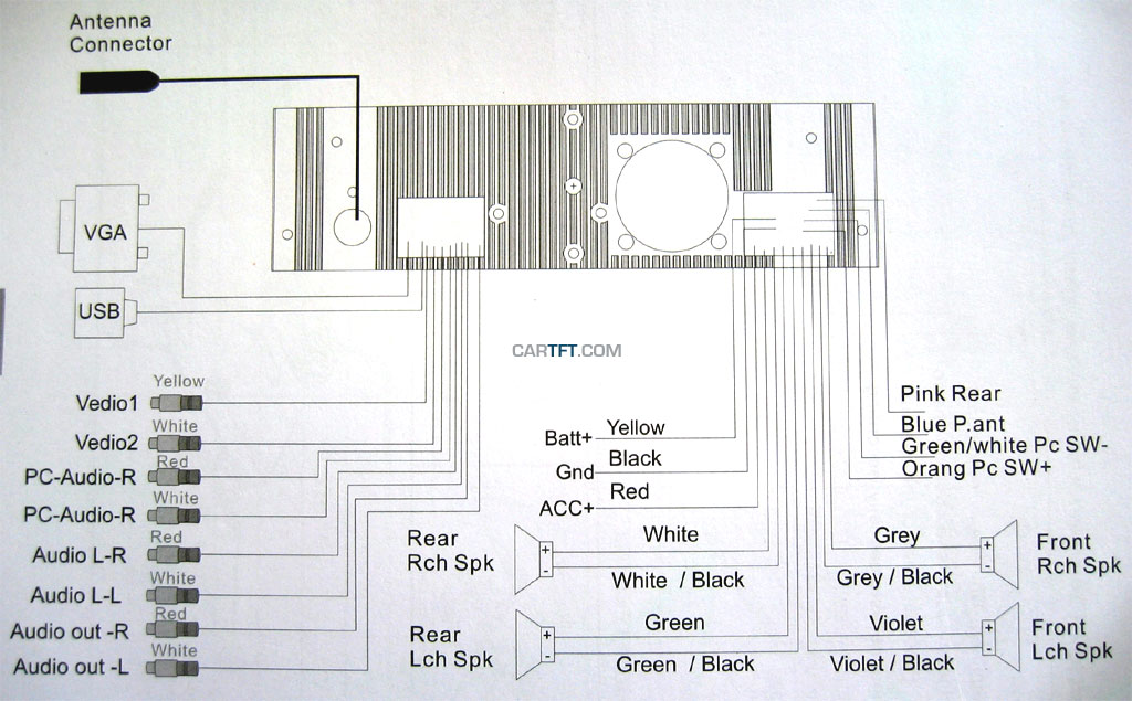CTFDINTFT 1_Wiring data sheet ctfdintft 1 7\